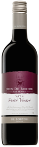 De Bortoli Deen Vat 4 Petit Verdot 2008, South East Bottle