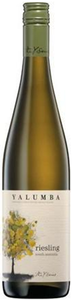 Yalumba Y Series Riesling 2009 Bottle