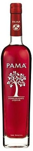 Pama Pomegranate Liquor Bottle