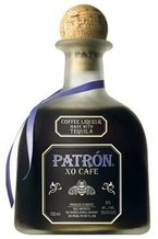 Patron Xo Cafe Tequila Liqueur Bottle