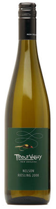 Trout Valley Riesling 2009, Nelson Bottle