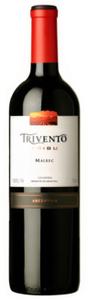 Trivento Tribu Malbec 2010, Mendoza Bottle