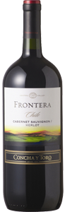 Frontera Shiraz Cabernet Sauvignon 2010 (1500ml) Bottle
