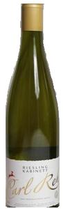 Carl Reh Riesling Kabinett 2008, Mosel Bottle