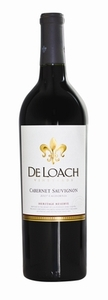 De Loach Cabernet Sauvignon 2008, California Bottle