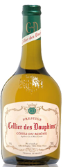 Dauphins Cotes Du Rhone Prestige Blanc, 250 Ml Bottle