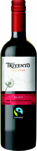 Trivento Fair Trade Malbec 2009 Bottle