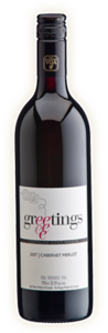 Greenlane Estate Winery Cabernet Merlot 2007, Niagara Peninsula Bottle