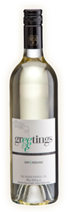 Greenlane Estate Winery Riesling 2009, Niagara Peninsula Bottle