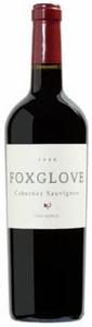 Foxglove Cabernet Sauvignon 2008, Paso Robles Bottle