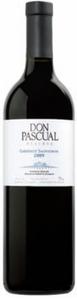 Don Pascual Reserve Cabernet Sauvignon 2009, Region Juanicó Bottle