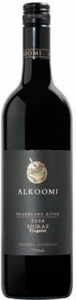Alkoomi Black Label Shiraz/Viognier 2008, Frankland River, Western Australia Bottle