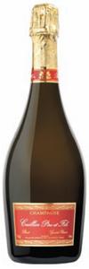 Cuillier Père & Fils Grand Réserve Champagne, Ac Bottle