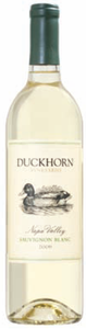 Duckhorn Vineyards Sauvignon Blanc 2009, Napa Valley Bottle