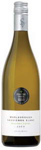 Coopers Creek Select Vineyards Dillons Point Sauvignon Blanc 2009, Marlborough, South Island Bottle