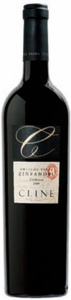 Cline Ancient Vines Zinfandel 2009, California Bottle