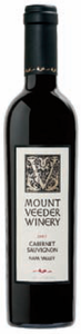 Mount Veeder Winery Cabernet Sauvignon 2007, Napa Valley Bottle