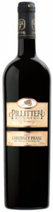 Pillitteri Estates Cabernet Franc 2007, VQA Niagara Peninsula Bottle