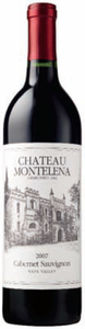 Chateau Montelena Cabernet Sauvignon 2007, Napa Valley Bottle