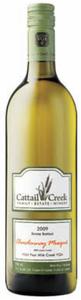 Cattail Creek Chardonnay Musqué 2009, VQA Niagara On The Lake Bottle