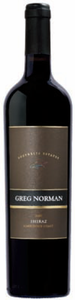 Greg Norman Reserve Shiraz 2007, Limestone Coast Bottle