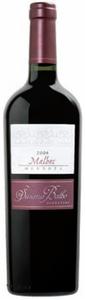 Susana Balbo Signature Malbec 2008, Mendoza Bottle