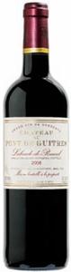 Château Au Pont De Guitres 2008, Ac Lalande De Pomerol Bottle