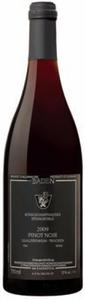 Königschaffhausen Steingrüble Pinot Noir 2009, Qba Baden Bottle