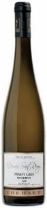 Domaine Saint Rémy Réserve Pinot Gris 2008, Ac Alsace Bottle