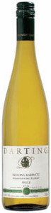 Kurt Darting Riesling Kabinett 2008, Qmp, Dürkheimer Michelsberg Bottle