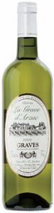 Château La Grave D'arzac Blanc 2009, Ac Graves Bottle