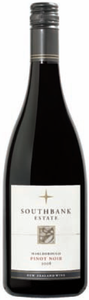 Southbank Estate Pinot Noir 2008, Marlborough, South Island Bottle