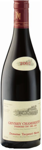 Domaine Taupenot Merme Bel Air Gevrey Chambertin 1er Cru 2007, Ac Bottle
