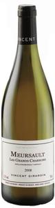 Vincent Girardin Meursault Les Grands Charrons 2008 Bottle