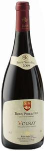 Domaine Roux Père & Fils Vieilles Vignes Volnay 2009, Ac Bottle