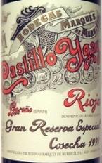 Marqués De Murrieta Castillo Ygay Gran Reserva Especial 1991, 1.5l 1991 Bottle