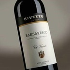 2007 Rivetto Barbaresco Ce Vanin Italy Bottle