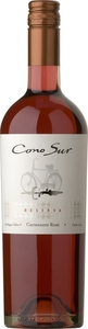 Cono Sur Carmenere Rose Reserva 2010, Colchagua Valley, Chile Bottle