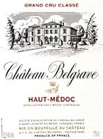 Chateau Belgrave 1978 1978 Bottle