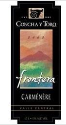 Frontera By Concha Y Toro 2007 Bottle