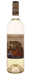 Big House White 2010 Bottle