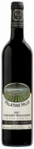 Palatine Hills Proprietors Reserve Cabernet Sauvignon 2007, VQA Niagara Lakeshore Bottle
