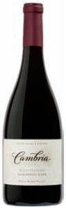 Cambria Julia's Vineyard Pinot Noir 2008, Central Coast, Santa Maria Valley Bottle
