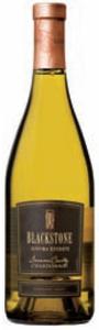 Blackstone Sonoma Reserve Chardonnay 2007, Sonoma County Bottle