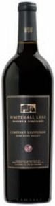 Whitehall Lane Cabernet Sauvignon 2006, Napa Valley Bottle