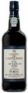 Quinta Do Castelinho 10 Year Old Tawny Port, Doc Douro Bottle