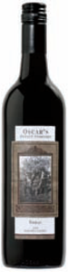Oscar's Estate Vineyard Shiraz 2008, Barossa Valley, South Australia Bottle