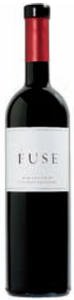 Fuse Cabernet Sauvignon 2006, Napa Valley Bottle