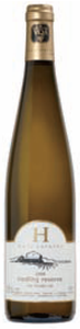 Huff Estates Reserve Riesling 2008, VQA Ontario Bottle
