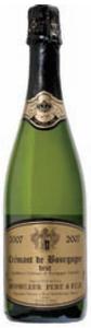 Dufouleur Père & Fils Crémant De Bourgogne Blanc 2007, Ac Bottle